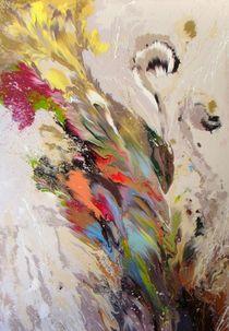 Abstract Flowers von Irini Karpikioti