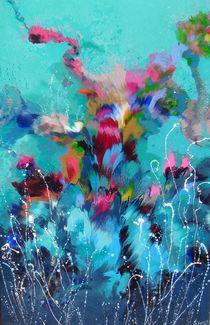 Magic Flowers  von Irini Karpikioti