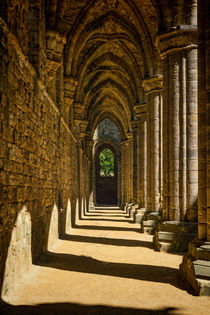 The Side Aisle by Colin Metcalf