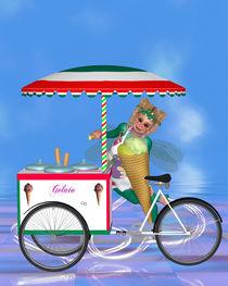 Eiscafe-Pummelfee von Conny Dambach
