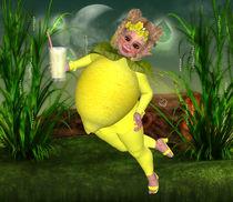Zitronenfee von Conny Dambach