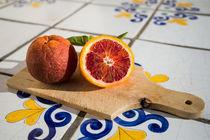 Blood Orange by Pieter Tel