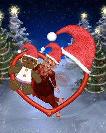 Weihnachten bei der Pummelfee von Conny Dambach