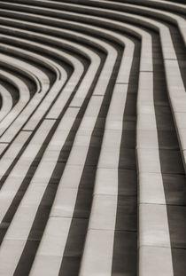 Treppe an der Hafenpromenade von carmenvaro-fotografie