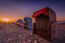 Strandkorb von Andreas Plöger