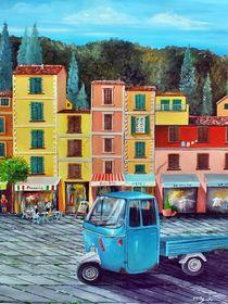 Italienische APE  von Thomas Suske