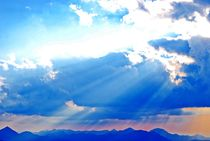 Wolkenformationen... 4 by loewenherz-artwork