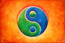 Yin und Yang von Peter Holle