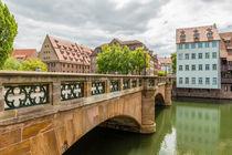 Maxbrücke in Nürnberg 67 von Erhard Hess