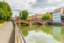 Maxbrücke in Nürnberg 74 von Erhard Hess