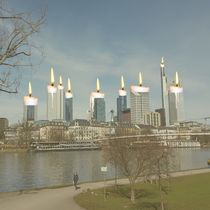 Frankfurt is burning 2 von Dirk Hendriks