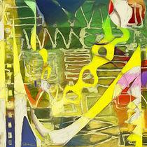 Lemon Krasner (Triptych B) by rolandsaldivar