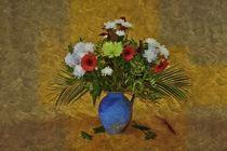 Flowers  -  Still life von Claudia Evans