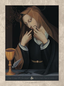 Santa Vergine dello Scacciapensieri by ex-voto