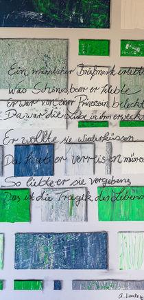 Gedicht by Anke Lemke