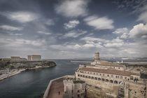 Marseille II von Michael Schulz-Dostal