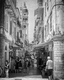 Korfu-Stadt by Stefan Wiesner