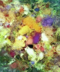 Forgotten petals by Keith Mills