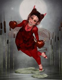 Pummelfee - kann auch Teufelchen von Conny Dambach