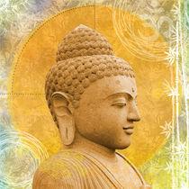 Buddha by Carmen Varo