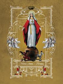 Nostra Signora der Futtebball by ex-voto