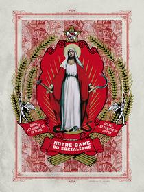 Notre-Dame du Socialisme by ex-voto