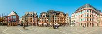 Marktplatz Mainz (3) by Erhard Hess