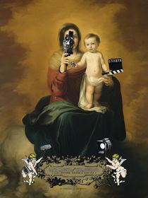 Madonna della Cinematografia by ex-voto
