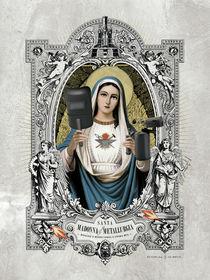Madonna della Metallurgia by ex-voto