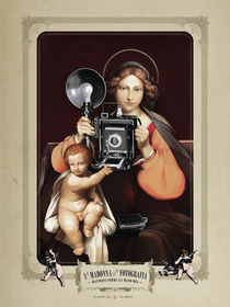 Madonna della Fotografia by ex-voto