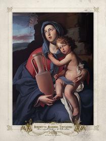 Madonna Testaccina by ex-voto
