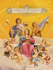 Madonna della Birra Artigianale by ex-voto