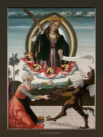 Santa Madonna del Bastone by ex-voto