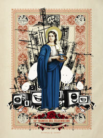 Ss. Madonna del Telecomando von ex-voto