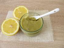 Olivenmarmelade und Zitrone von Heike Rau