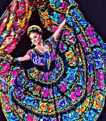 México - Mexican 001 von Leo Rodríguez