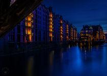 Wasserschloss von der Seite by Oliver Hey