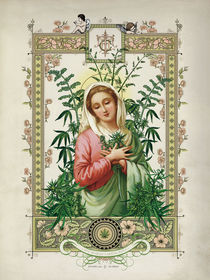 Ave Marija von ex-voto