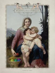 Santa Madonna della Famiglia by ex-voto