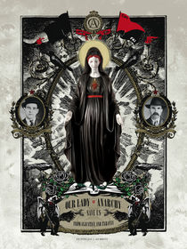 Our Lady of Anarchy by ex-voto