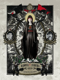 Madonna dell'Anarchia von ex-voto