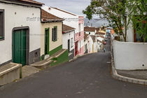 Gefälle in Sao Miguel auf den Azoren von Ralf Müller