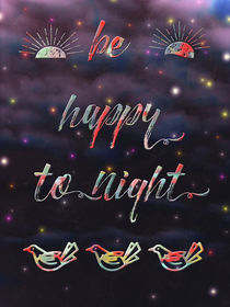 Be happy to night by Chris Berger