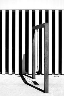 Schattenschaukel von Bastian  Kienitz