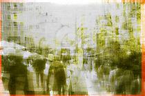 In Menschenmengen  von Bastian  Kienitz