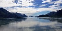 Clouds Over Alaska A Panoramic View von eloiseart