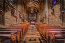 Inside the Church by David Frigerio