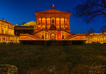 Alte Nationalgalerie by Oliver Hey