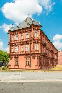 Kurfürstliches Schloss Mainz 95 von Erhard Hess