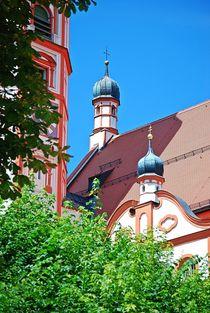 Kloster Andechs... 1 von loewenherz-artwork